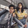 """Camila Mendes et Charles Melton, les deux acteurs de la série """"Riverdale"""", auraient-ils confirmé leur romance sur Instagram, ce dimanche 7 octobre 2018 ?"""