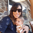 Zaho et son fils Naïm sur Instagram.