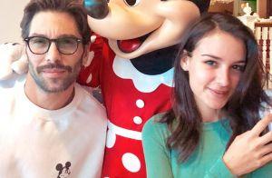 Jade Leboeuf : Sa virée à Disneyland avec son père et son mari Stéphane