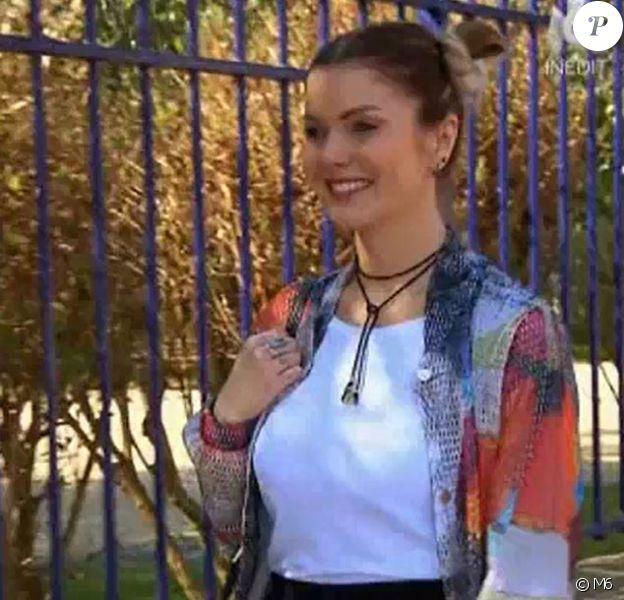 """Chloé dans 'Les Reines du shopping"""", M6, 6 octobre 2018"""