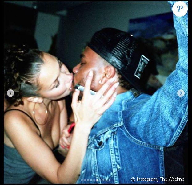 The Weeknd souhaite à sa petite amie Bella Hadid un joyeux anniversaire (22 ans).