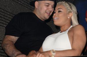 Blac Chyna : Une réconciliation avec Rob Kardashian ?