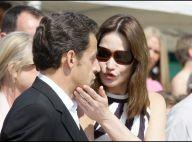 Nicolas Sarkozy préfère rester avec sa Carlita au soleil que d'assister... à la finale de la Coupe de France ?! Mais non... il y va ! (réactualisé)