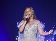 Beyoncé : Angélique devant son mari JAY-Z et Kelly Rowland