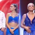 Vincent Moscato et Candice Pascal éliminés face à Basile Boli et Katrina Patchett - Danse avec les stars 9 diffusé le 13 octobre 2018 - TF1