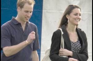 Le Prince William : Il a ressorti Kate Middleton... sa future femme (?)  de l'ombre !