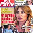 """Couverture du magazine """"Ici Paris"""", numéro du 24 octobre 2018."""