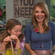 Geri Halliwell : Quand elle troque les Spice Girls au profit de sa fille...