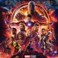 """Avangers: Infinity War"" sorti en avril 2018."