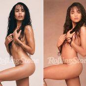 Zoë Kravitz : Elle pose nue, comme sa mère, et annonce ses fiançailles