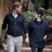 Meghan Markle enceinte : Ce vêtement piqué à Harry pour couvrir son baby-bump