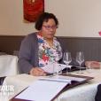 """Chantal et Jean-Claude - """"L'amour est dans le pré 2018"""" sur M6. Le 5 novembre 2018."""
