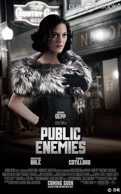 Public Enemies de Michael Mann