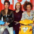 The Spice Girls à Munich, Allemagne, le 26 mars 1998.