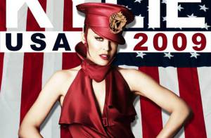 Kylie Minogue, une super bombe pour sa nouvelle tournée américaine !