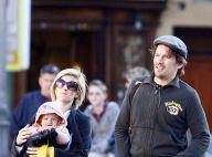 Ethan Hawke avec sa femme et son bébé : un trio bien dans ses baskets à Madrid !