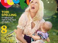 Tori Spelling, une mère exemplaire qui avait peur d'élever sa fille...