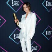 Victoria Beckham : Icône mode à l'honneur devant les soeurs Kardashian