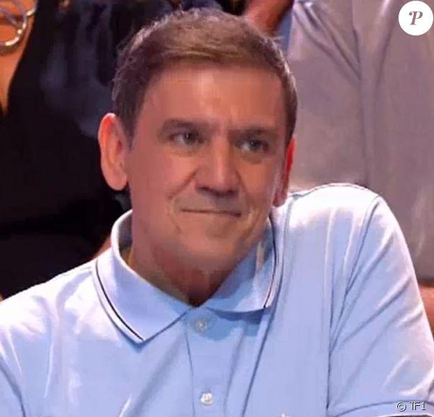 """Christian Quesada sur le plateau des """"12 Coups de midi"""", 3 août 2018, TF1"""