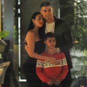 Cristiano Ronaldo et Georgina Rodriguez absents pour les 1 an de leur fille
