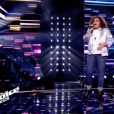 "Madison dans ""The Voice Kids 5"" sur TF1 le 30 novembre 2018."