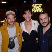 Karin Viard, Vincent Dedienne et Doria Tillier fêtent le retour de Mary Poppins