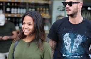 M. Pokora : Sortie shopping avec Christina Milian, stylée en combinaison