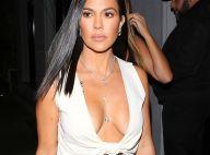 Kourtney Kardashian : Décolleté renversant pour une soirée avec Sofia Richie