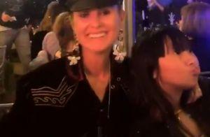 Laeticia Hallyday déjà dans l'ambiance de Noël : Féerie en famille à Los Angeles