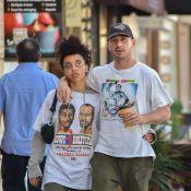 Shia LaBeouf et FKA twigs amoureux : Ils s'embrassent en public