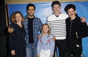 Alexia Laroche-Joubert : Sa fille Isaure, 10 ans, touchante avec Vincent Lacoste