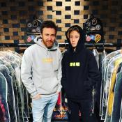 Cathy et David Guetta : Leur fils Elvis devient mannequin !
