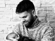 Keen'V partage une adorable photo avec bébé...