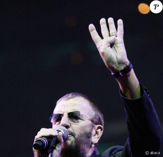 Ringo Starr ne fera pas la promo de son nouvel album à n'importe quel prix