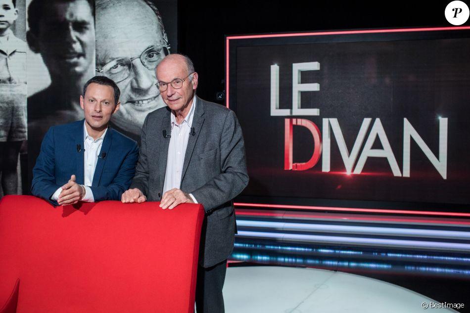 "Le Divan – Marc-Olivier Fogiel ""marqué"" par Boris Cyrulnik ..."