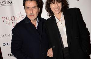 Charlotte Gainsbourg au cinéma avec son fils, Ben Attal :