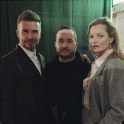 David Beckham, Kate Moss, Bella Hadid : Retour vers le futur avec Dior