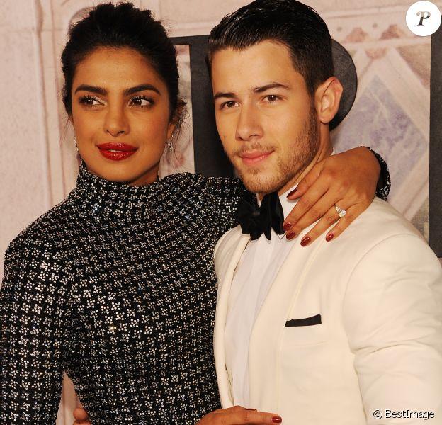 Priyanka Chopra, Joe Jonas - Soirée 50ème anniversaire de Ralph Lauren dans le cadre de la Fashion Week de New York, le 7 septembre 2018.