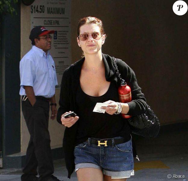 Kate Walsh à Beverly Hills, le 18 mai 2009