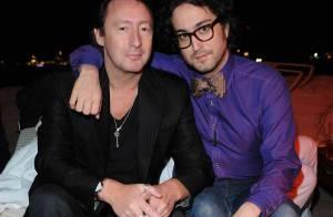 Julian et Sean, les fils de John Lennon, ne sont plus des frères ennemis...