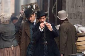 Robert Downey Jr. et Jude Law : un duo explosif dans Sherlock Holmes... Regardez la bande-annonce !