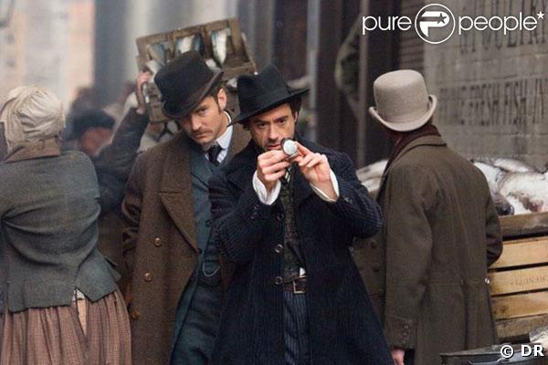 Sherlock Holmes de Guy Ritchie