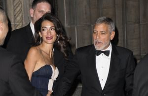 Amal Clooney : Divine pourfendeuse devant George et ses parents, fiers