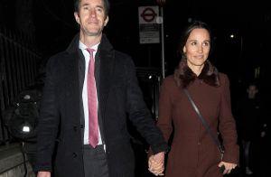 Pippa Middleton : Sortie en amoureux pour la jeune maman et James Matthews
