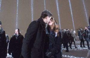 Justin Trudeau : Tendre baiser à sa femme pour un moment d'émotion
