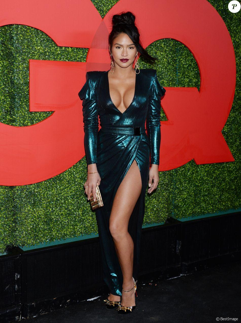 """Cassie - Soirée des """"GQ Men Of The Year 2018"""" à l'hôtel Beverly Hilton à Beverly Hills. Los Angeles, le 6 décembre 2018."""