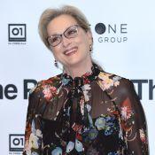 Meryl Streep, 69 ans, va être grand-mère pour la première fois !