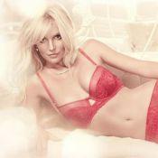 Britney Spears : Irrésistible en lingerie, son cadeau de Noël aux internautes