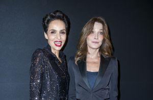 Carla Bruni-Sarkozy et Mélanie Laurent sophistiquées pour aider les enfants