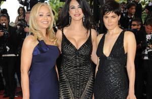 Hommage à Antonioni : Virna Lisi, Claudia Cardinale, Laura Morante, Ornella Muti et toutes les plus belles stars italiennes sur les marches !